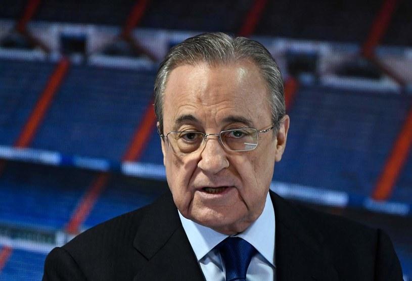 Florentino Perez /AFP
