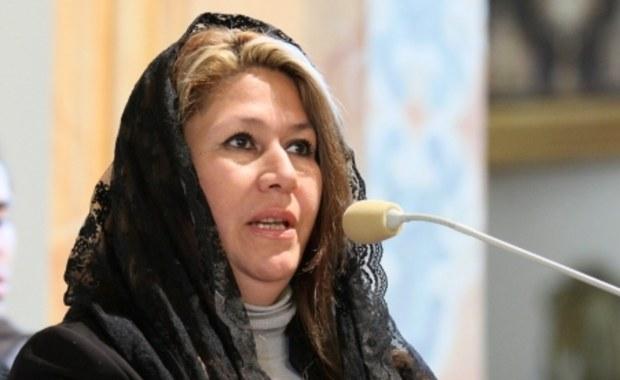 Floribeth Mora Diaz w Wadowicach: Jestem tu, by zaświadczyć o wielkiej miłości Boga