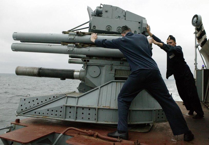 Flota Bałtycka /AFP