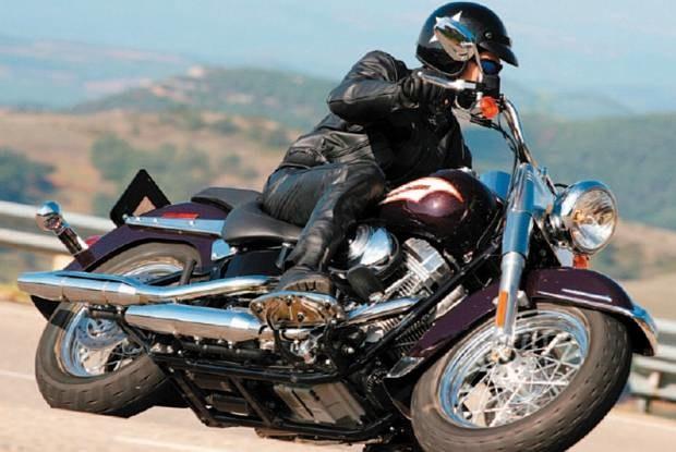 FLSTI Heritage Softail / Kliknij /Motocykl