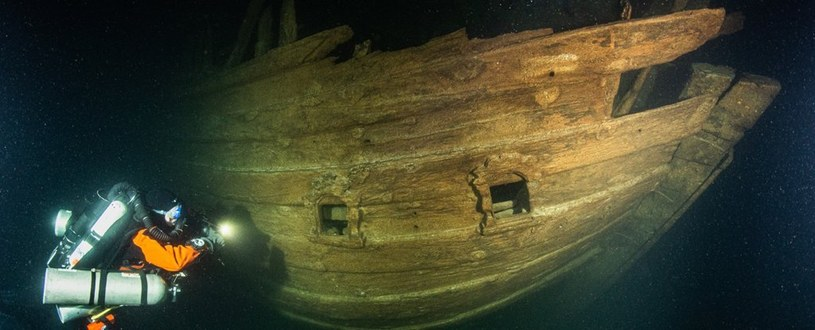 Fluita znaleziona w wodach Bałtyku. Fot: Badewanne /materiały prasowe