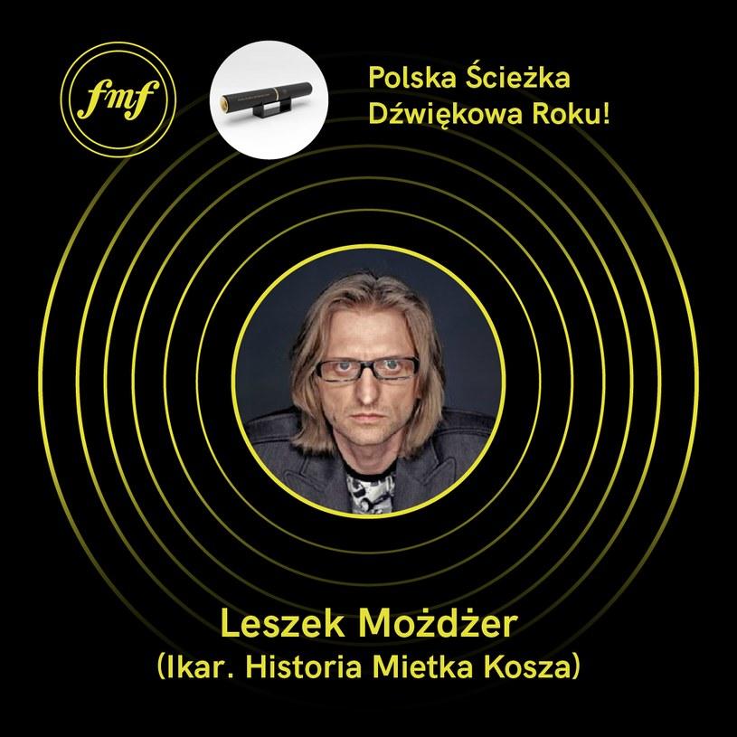 FMF 2020: Leszek Możdżer autorem najlepszej Polskiej Ścieżki Dźwiękowej Roku 2019 /materiały prasowe