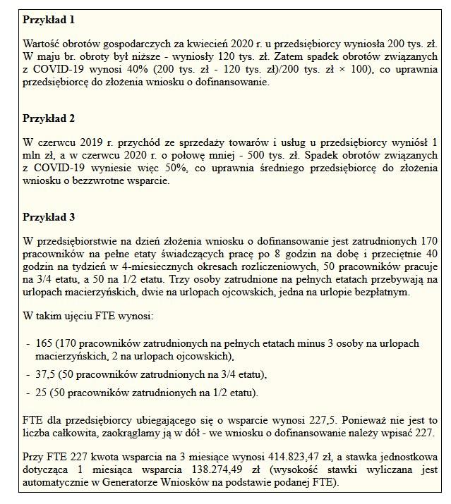 Fnansowania kapitału obrotowego wynosi 3 miesiące /Gazeta Podatkowa
