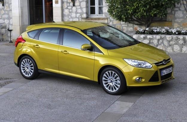 Focus to najchętniej kupowany samochód świata /