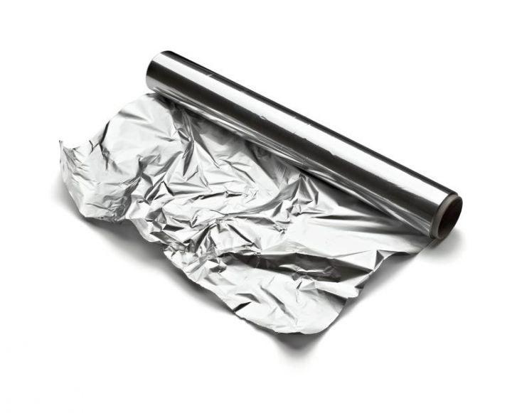Folia aluminiowa zastosowanie /© Photogenica