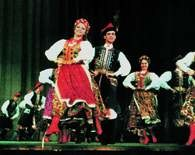 Folklor: zespół pieśni i tańca Mazowsze /Encyklopedia Internautica