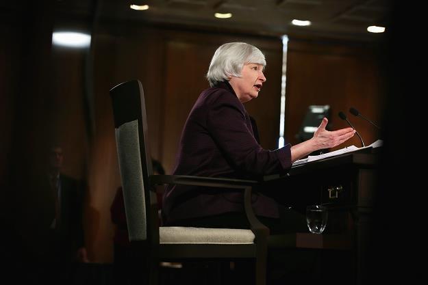 FOMC podjął decyzję w sprawie stóp procentowych /AFP