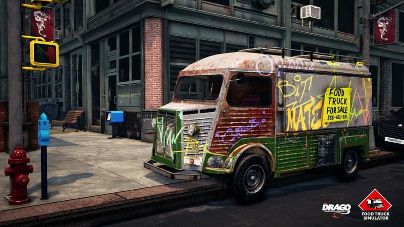 Food Truck Simulator /materiały prasowe