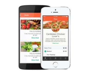 foodpanda - mobilny spożywczak