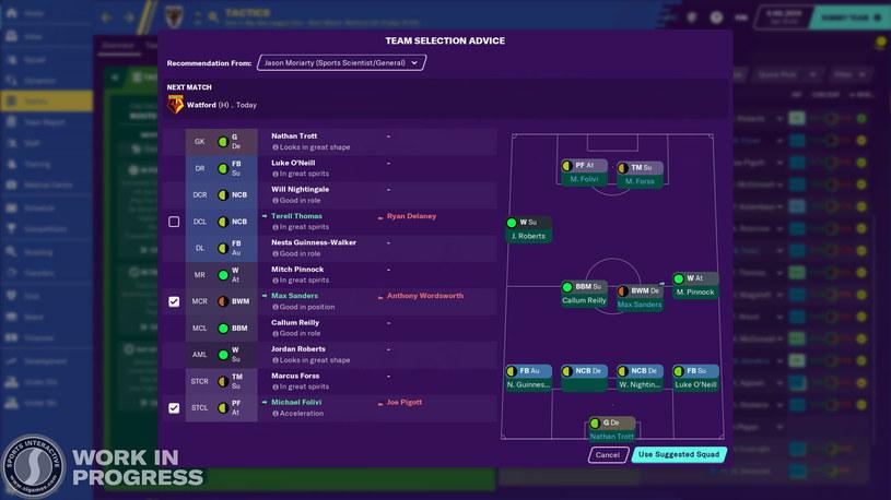Football Manager 2020 /materiały prasowe