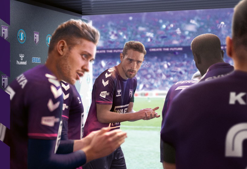 Football Manager 2022 /materiały prasowe