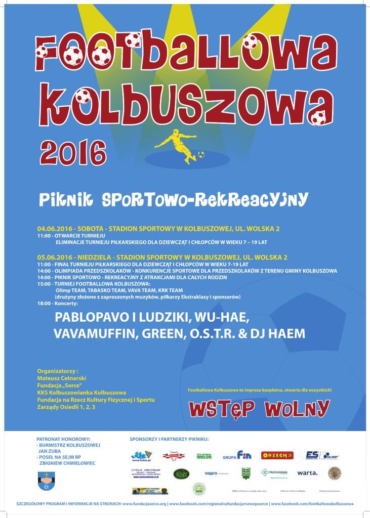 Footballowa Kolbuszowa 2016 /INTERIA.PL