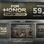 For Honor Starter Edition już dostępne