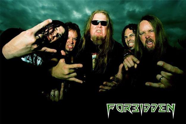 Forbidden /Oficjalna strona zespołu
