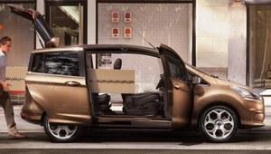 Ford B-Max - łatwe wejście
