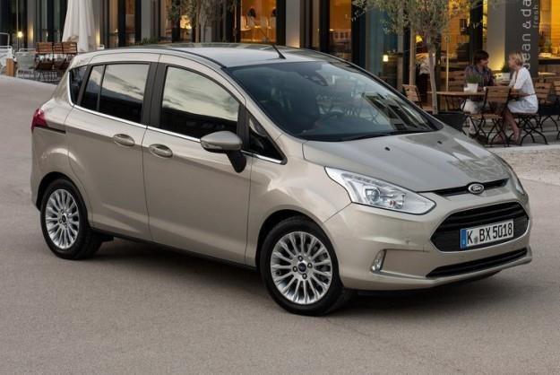 Ford B-Max to kolejny model, który sprzedaje się poniżej oczekiwań /