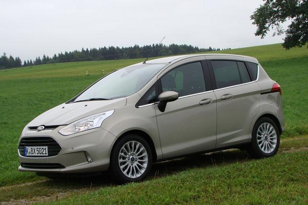 Ford B-MAX /INTERIA.PL