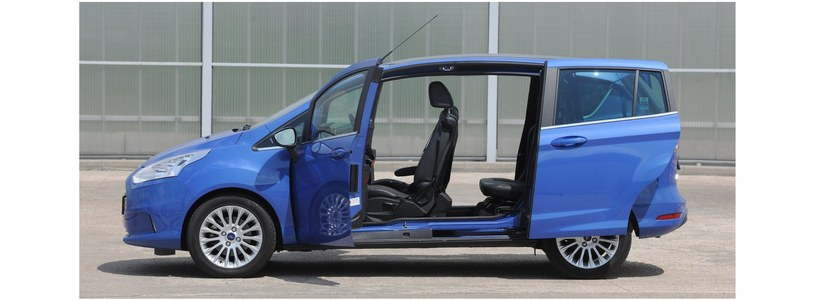 Ford B-Max /Motor