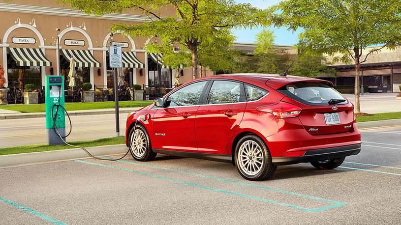Ford będzie rozwijał gamę samochodów elektrycznych /