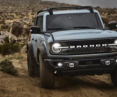 Ford Bronco. Powrót legendy