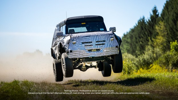 Ford Bronco Raptor /