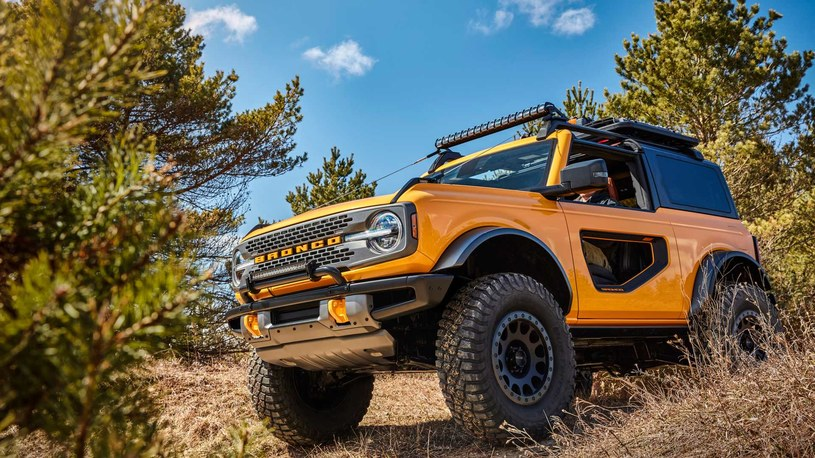 Ford Bronco /