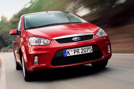 Ford c-max / Kliknij /INTERIA.PL