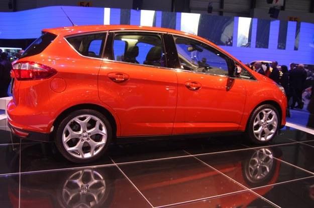 Ford C-max /INTERIA.PL