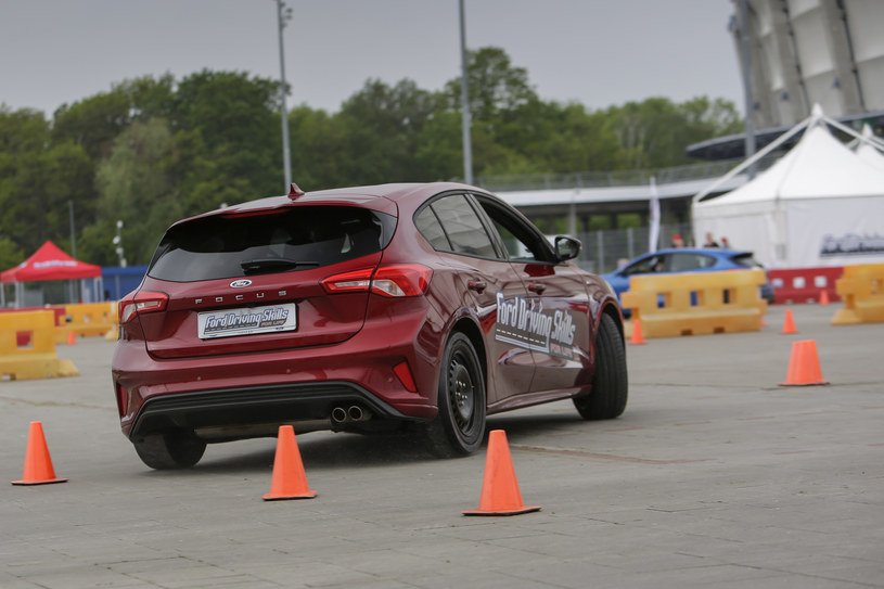 Ford Driving Skills for Life /