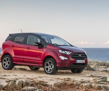 Ford EcoSport - liczby to nie wszystko