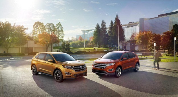 Ford Edge (2015) /Ford