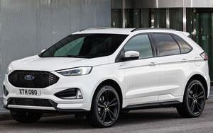 Ford Edge dla Europy. Z nowymi systemami bezpieczeństwa