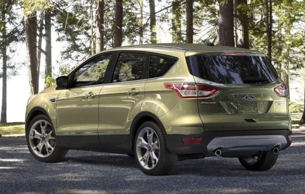 Ford escape czyli kuga II /