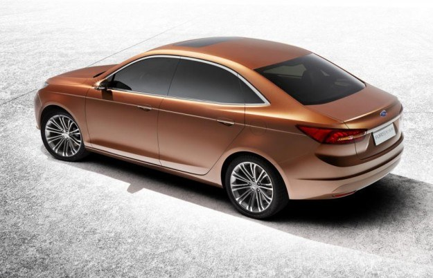 Ford Escort concept /