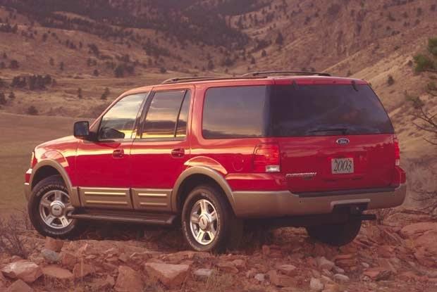 Ford Expedition 2003 (kliknij) /INTERIA.PL