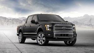 Ford F150 otrzyma napęd hybrydowy