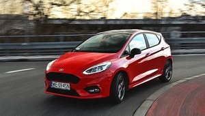 Ford Fiesta 1.0 EcoBoost ST-Line - test