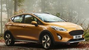 Ford Fiesta Active z polskimi cenami