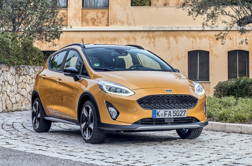 Ford Fiesta Active /