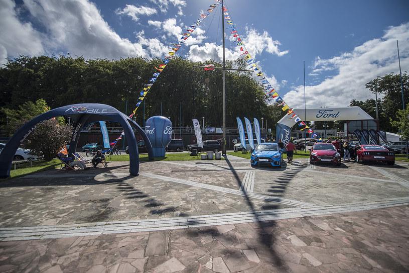 Ford Fiesta Kite Challenge 2017 /materiały prasowe