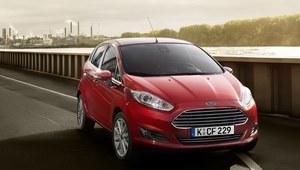 Ford Fiesta liderem w Europie
