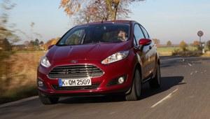 Ford Fiesta po faceliftingu - pierwsza jazda