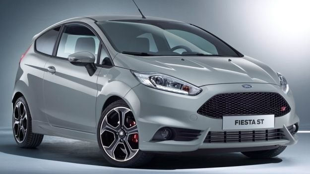 Ford Fiesta ST200 /Ford