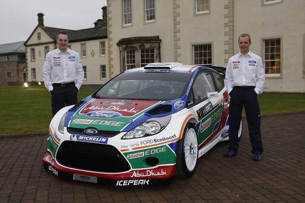 Ford fiesta WRC /
