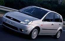 Ford Fiesta /INTERIA.PL