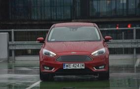 Ford Focus 1.5 EcoBoost Titanium