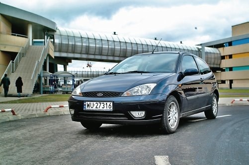 Ford Focus (1998-2004) /Motor