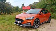 Ford Focus Active: Wsiadasz i jedziesz gdzie chcesz!