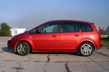 Ford focus c-max / Kliknij /INTERIA.PL