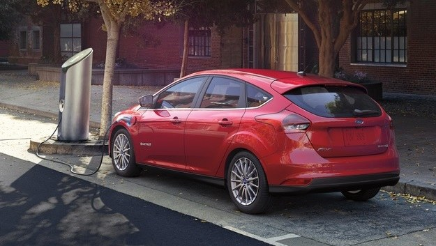 Ford Focus electric /Ford